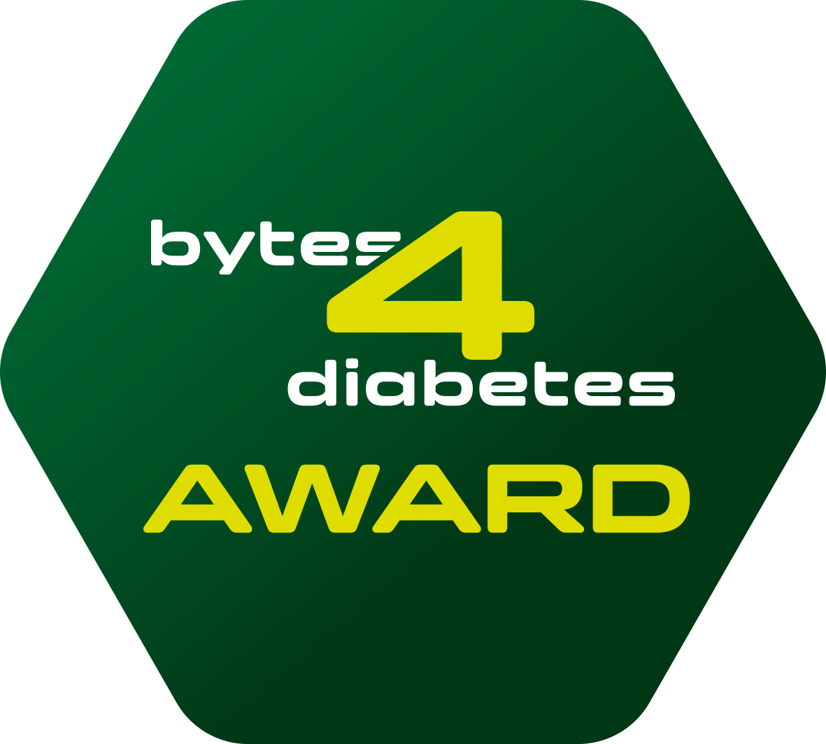bytes4diabetes-Award